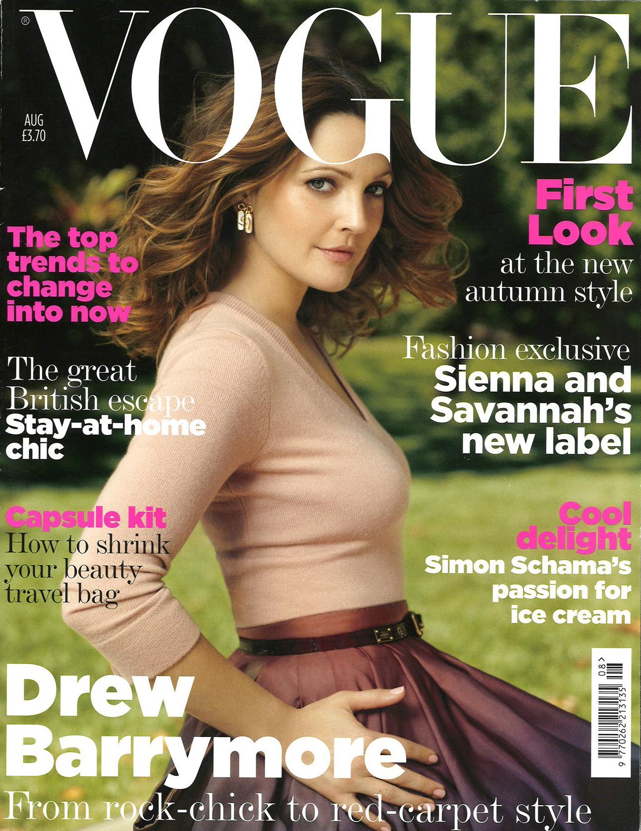 Vogue - August 2007