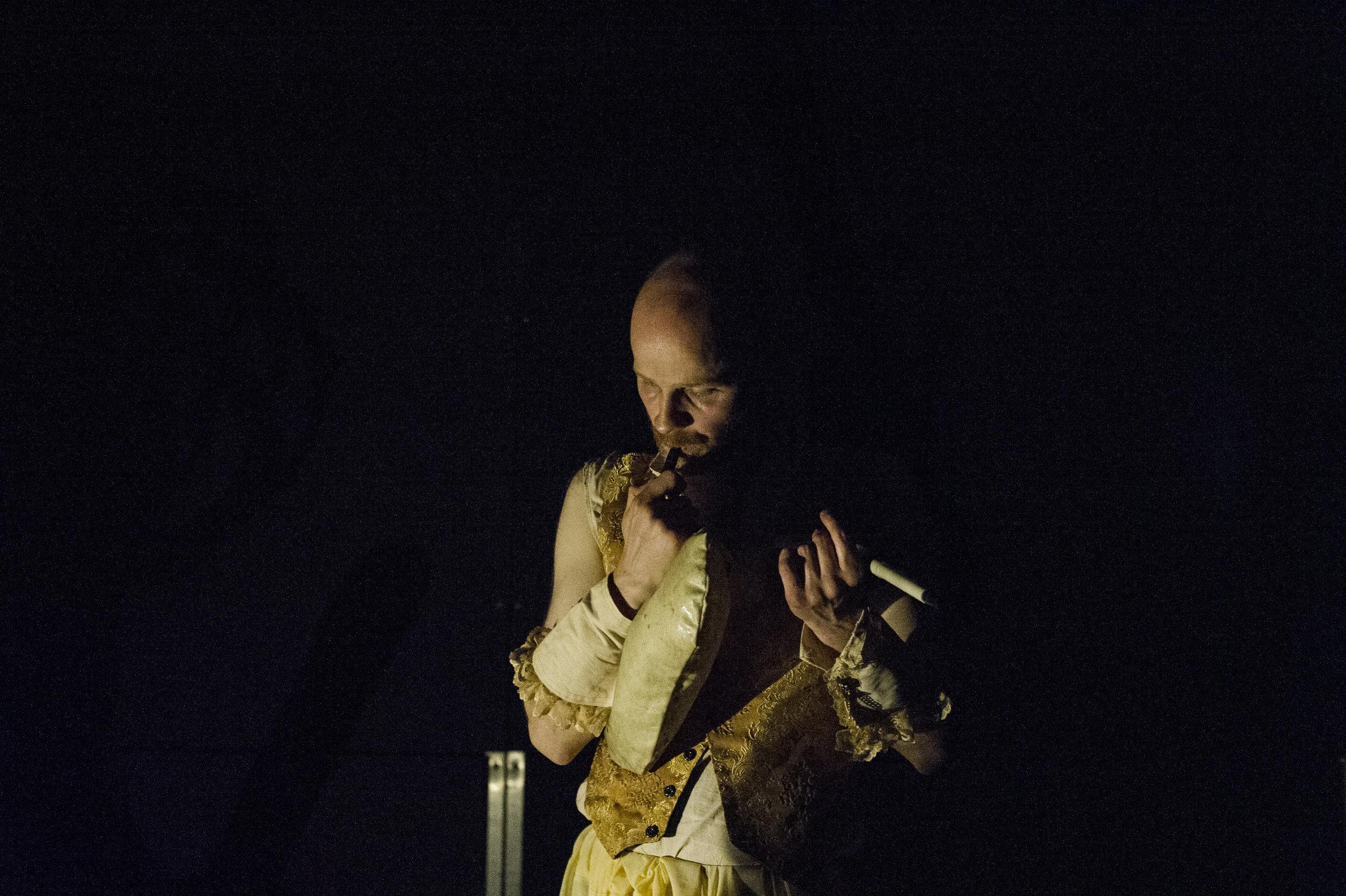 From  Tycho Brahe   Photo: Thor Brødreskift