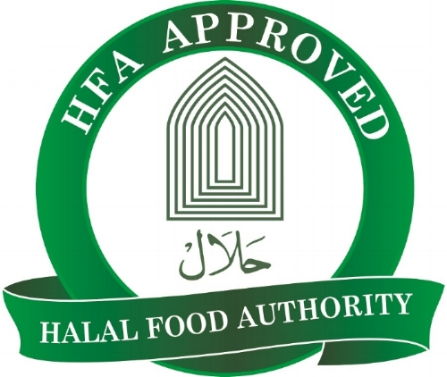 May 2016 - We are pleased to announce that Buckingham cakes have received Halal certification.