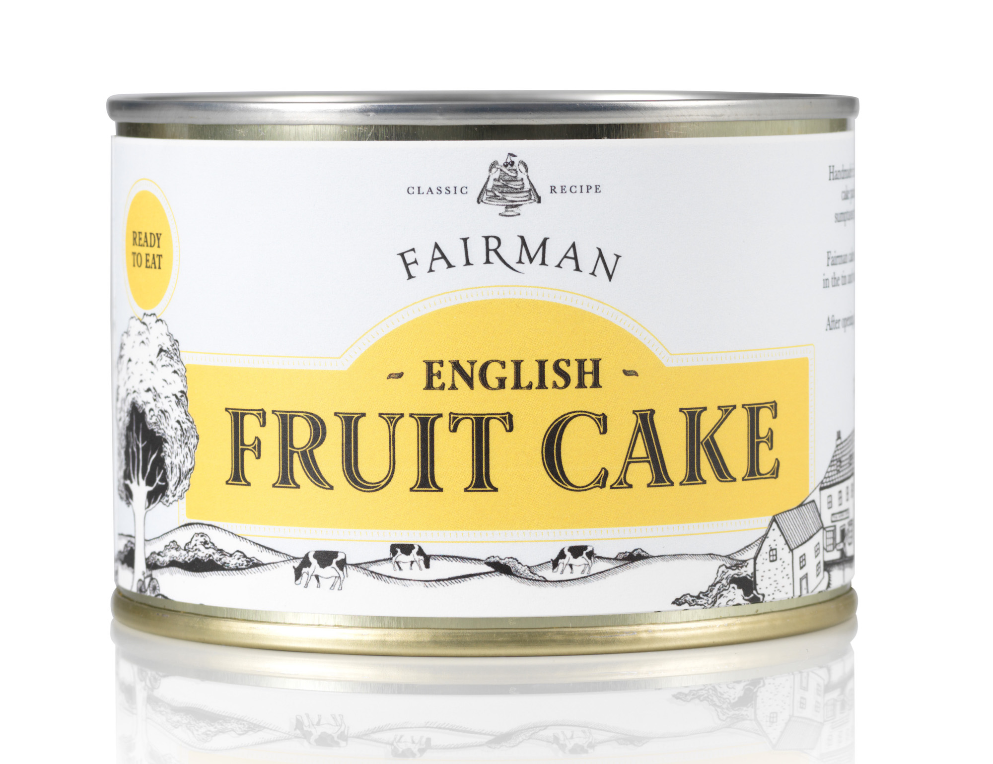 August 2018 - We've shipped Buckingham cakes to China before but we have now registered 'Fairman' as our trademark in China. This month sees our first shipment of 'Fairman' fruit cakes leave the UK destined for our distributor in Beijing. There'll be more news on this later in the year.