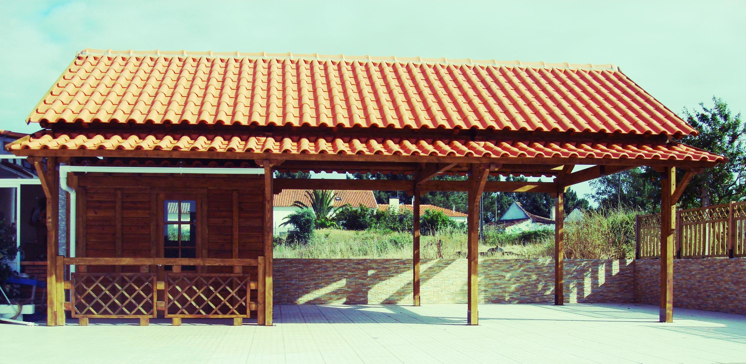 telheiros-madeira-pergolas-deck-terraços-varandas-estruturas madeira-jardins-garagem-vedações