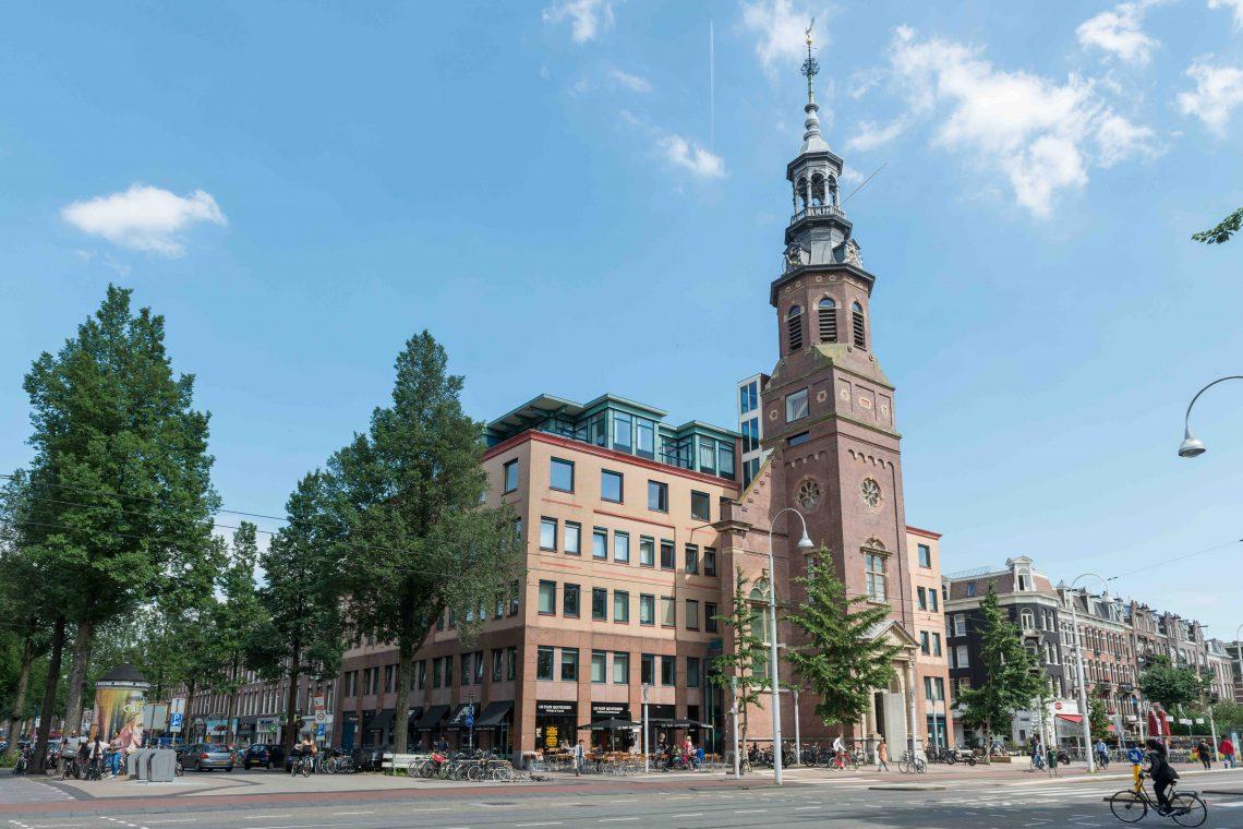 hubstudios Linnaeusstraat/Westerpark