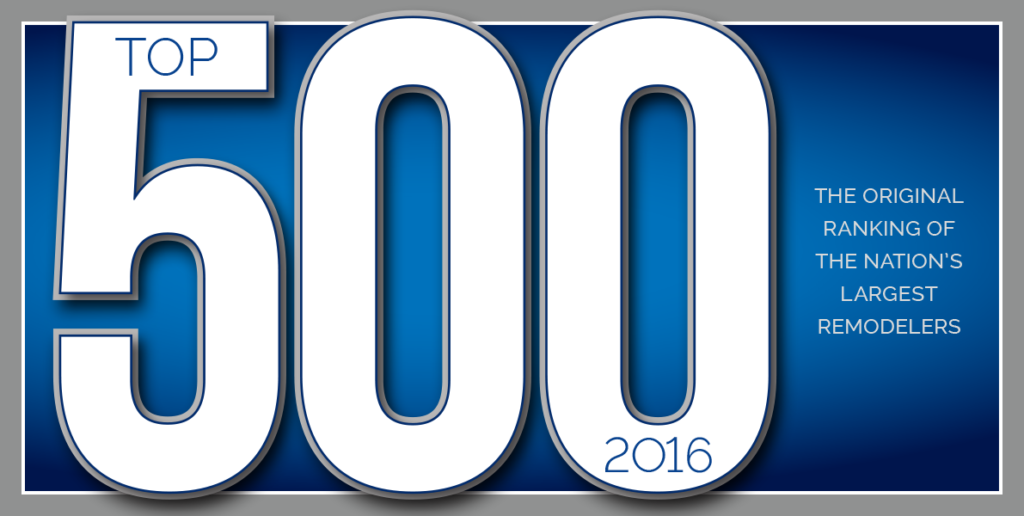 Webber Development named to 2016 Top 500