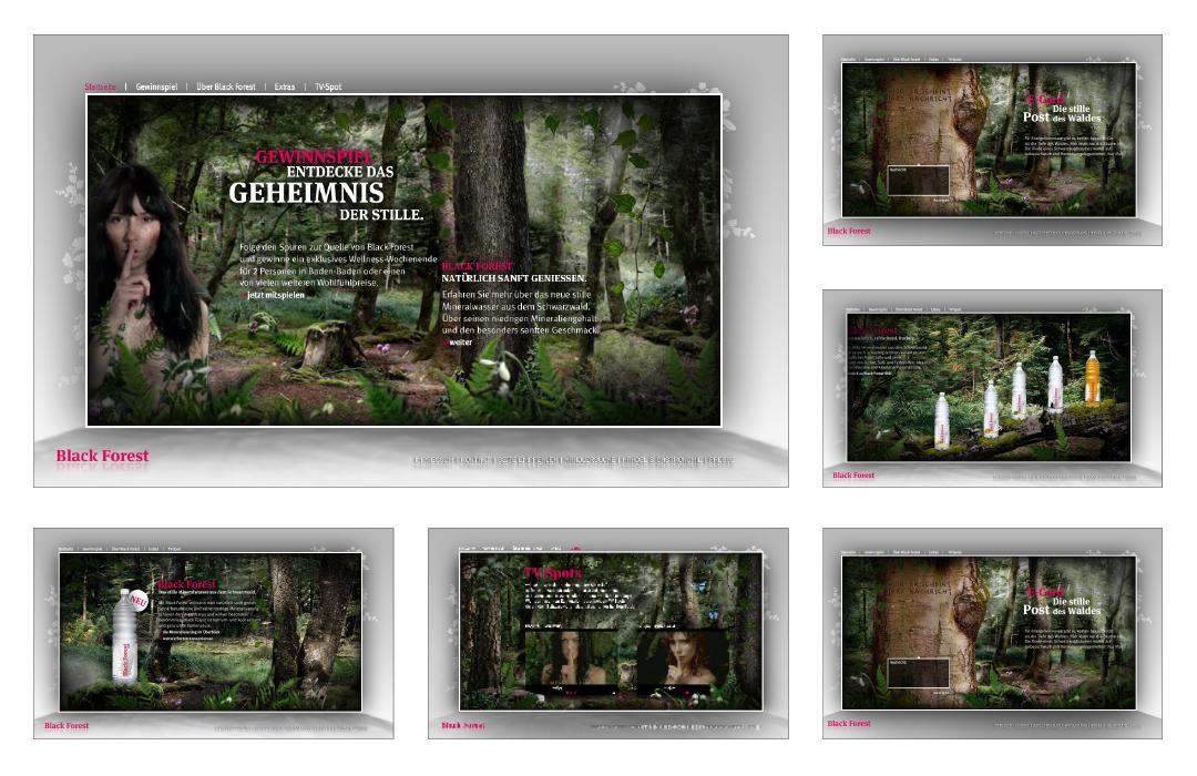Black Forest Website