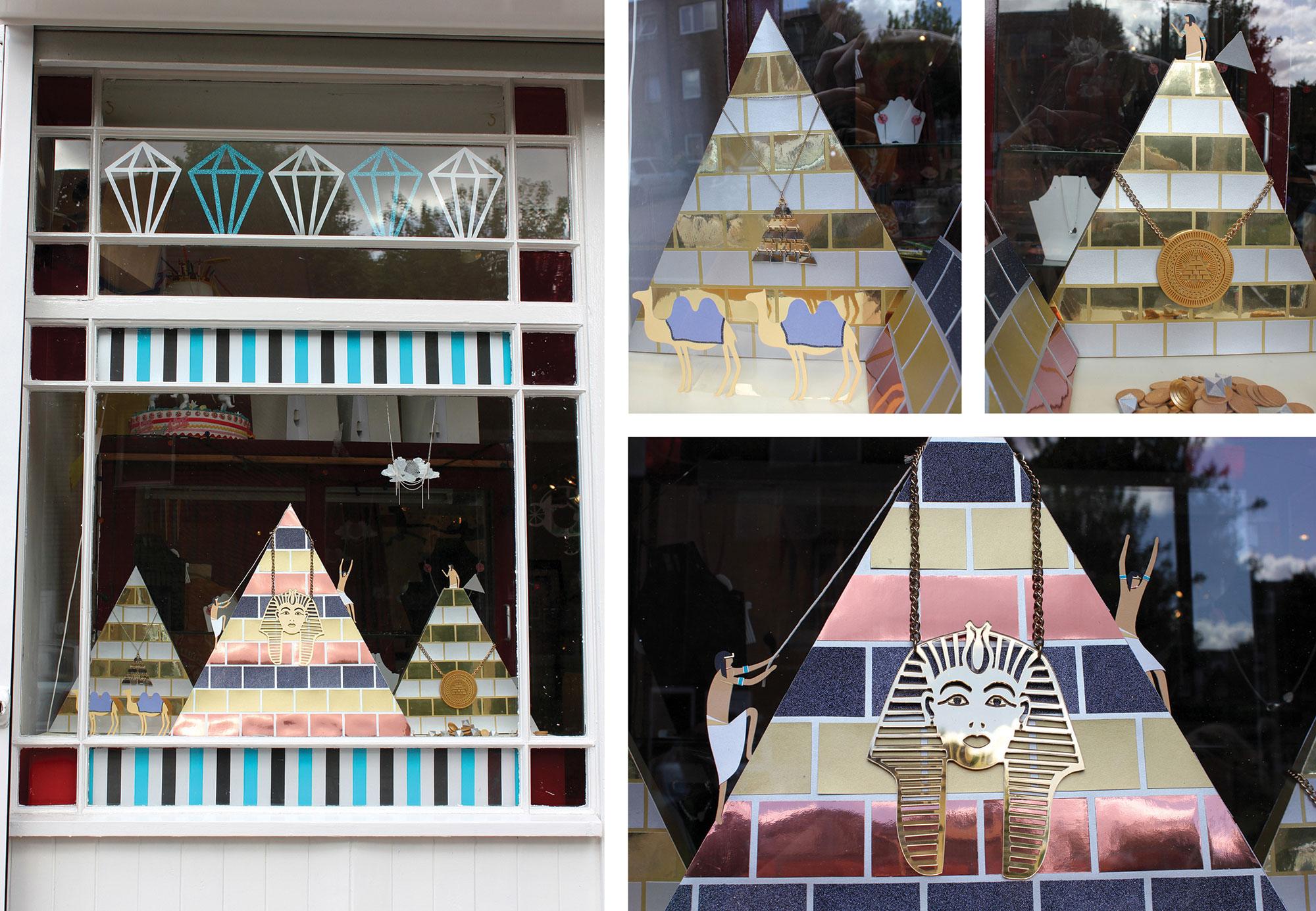 Amy-Harris_Tatty-Devine-Window-Displays_Set-design_illustration