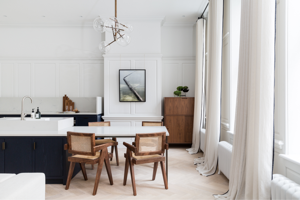 London Interior Designer Bergman Mar Interior Design Furniture London