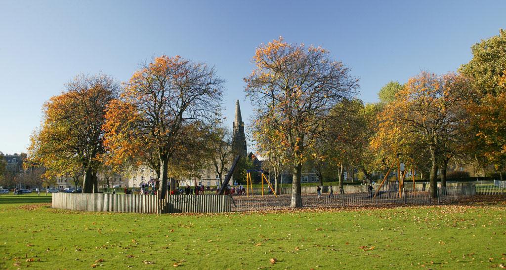 Leith Links © The City of Edinburgh Council