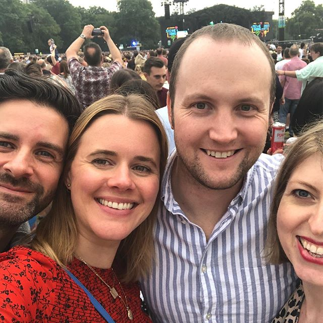 a few glorious London summer days with friends