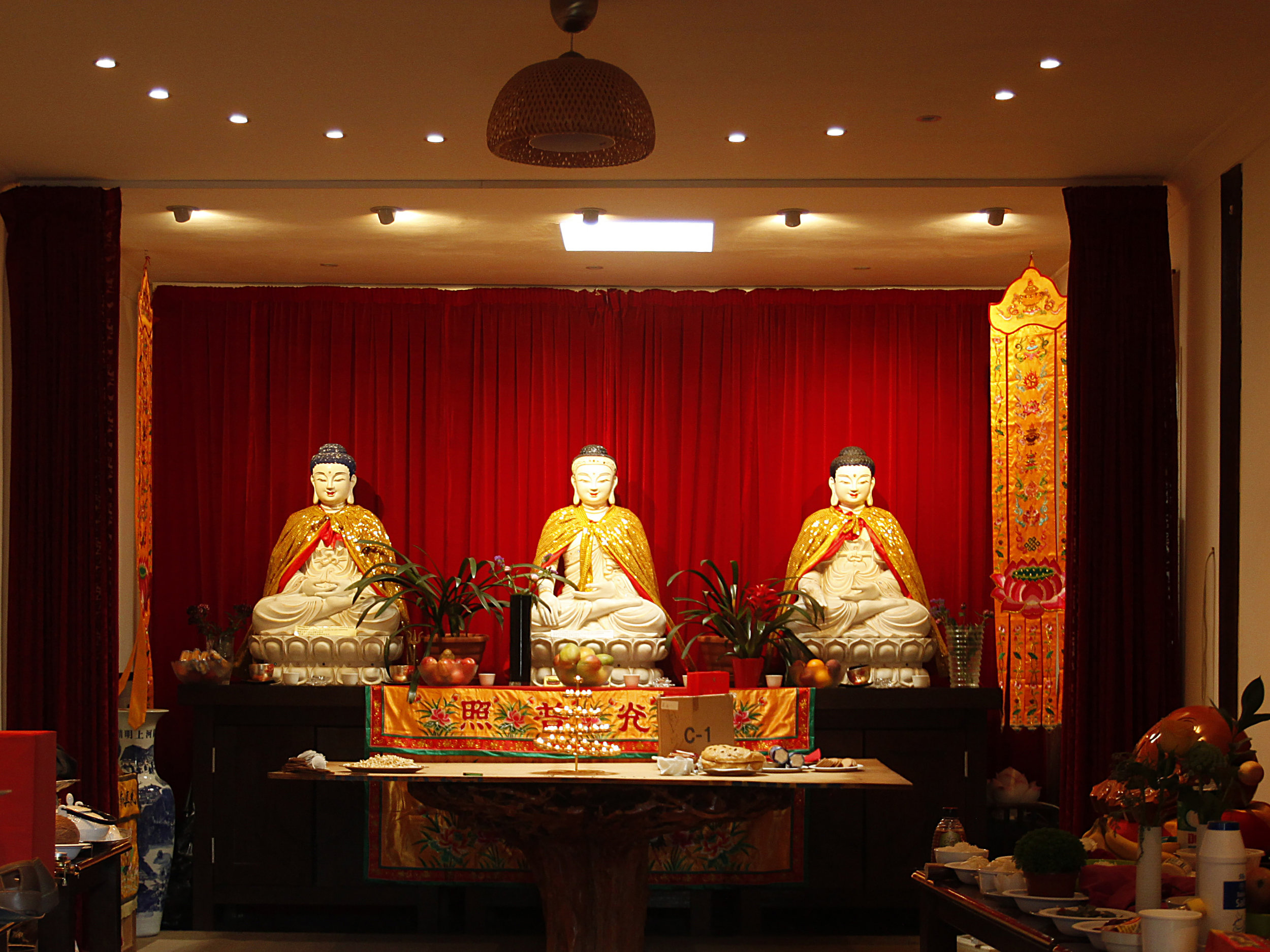 Master Hai Tao Event