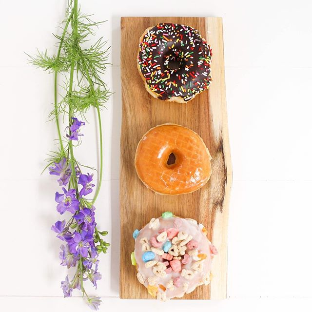 Donut hate us because we have crazy awesome clients.  Food, flowers, wine…sigh.
