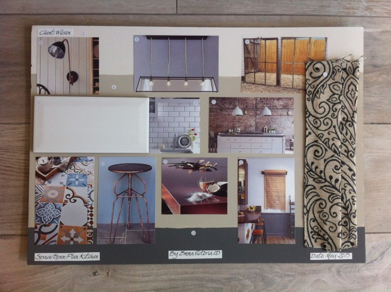 Example Mood Board