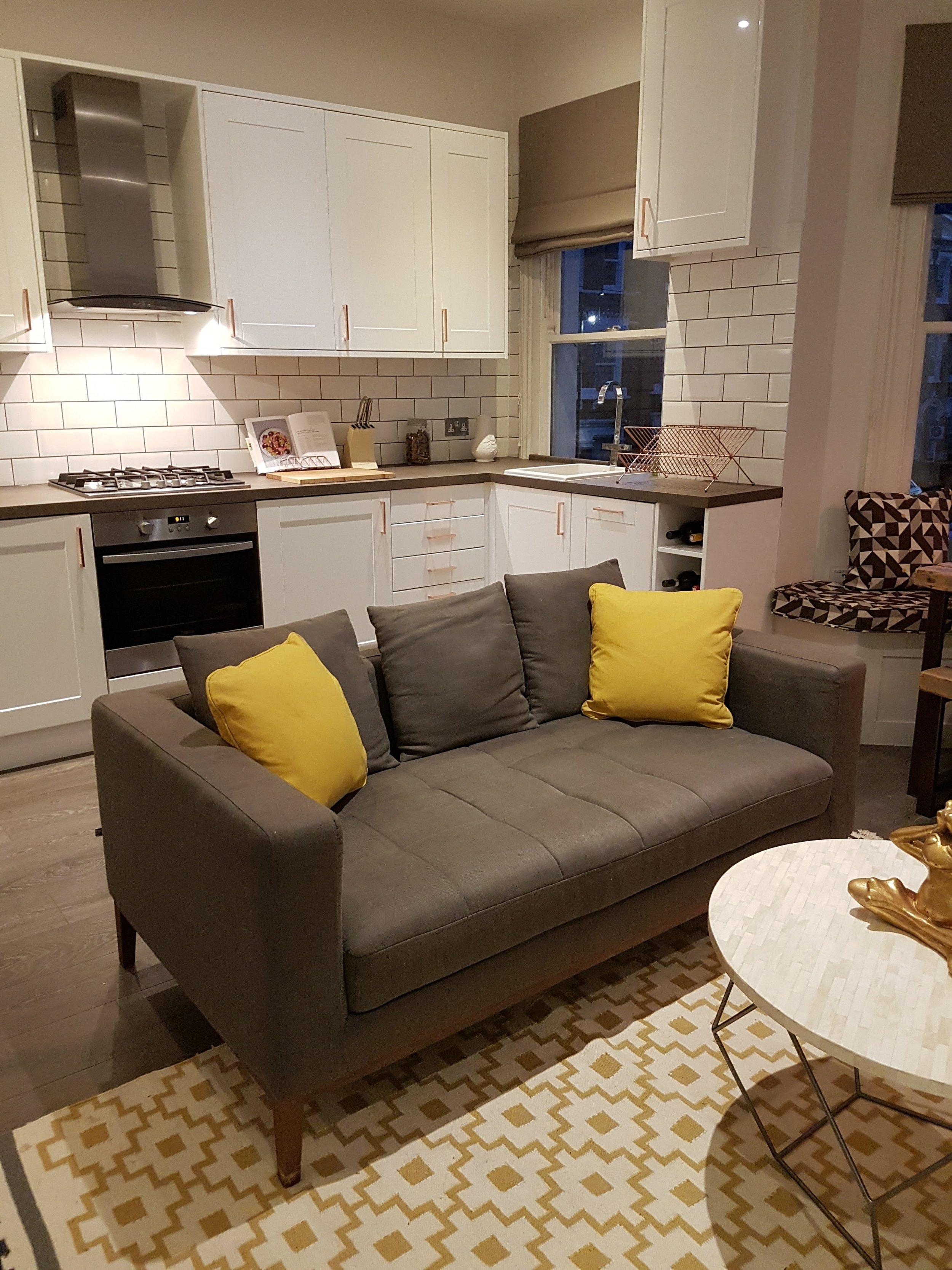 Clapham Open Plan Apartment