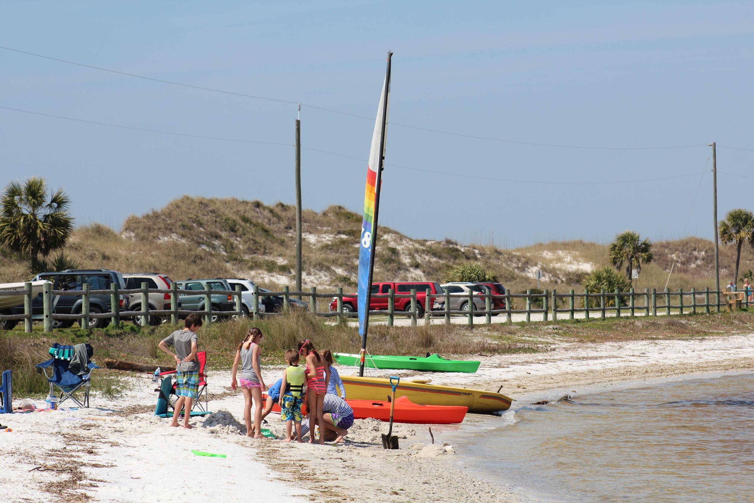 playing-bay-beach-st-joseph-peninsula-state-park