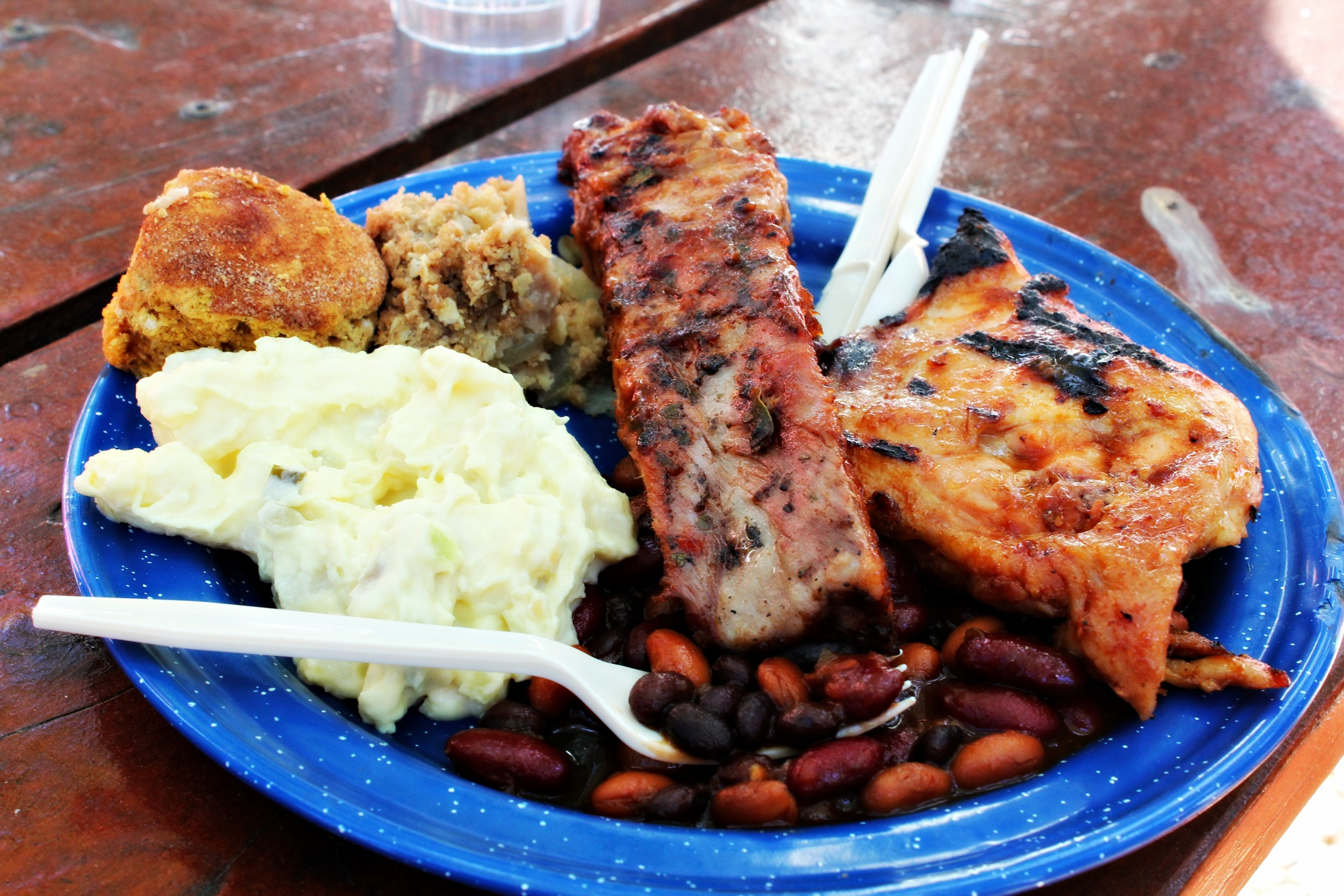 barbecue-dinner