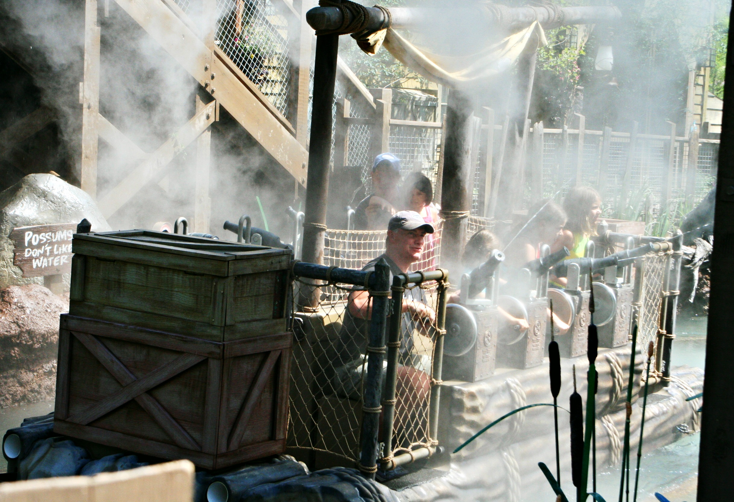 water ride 2 silver dollar city branson