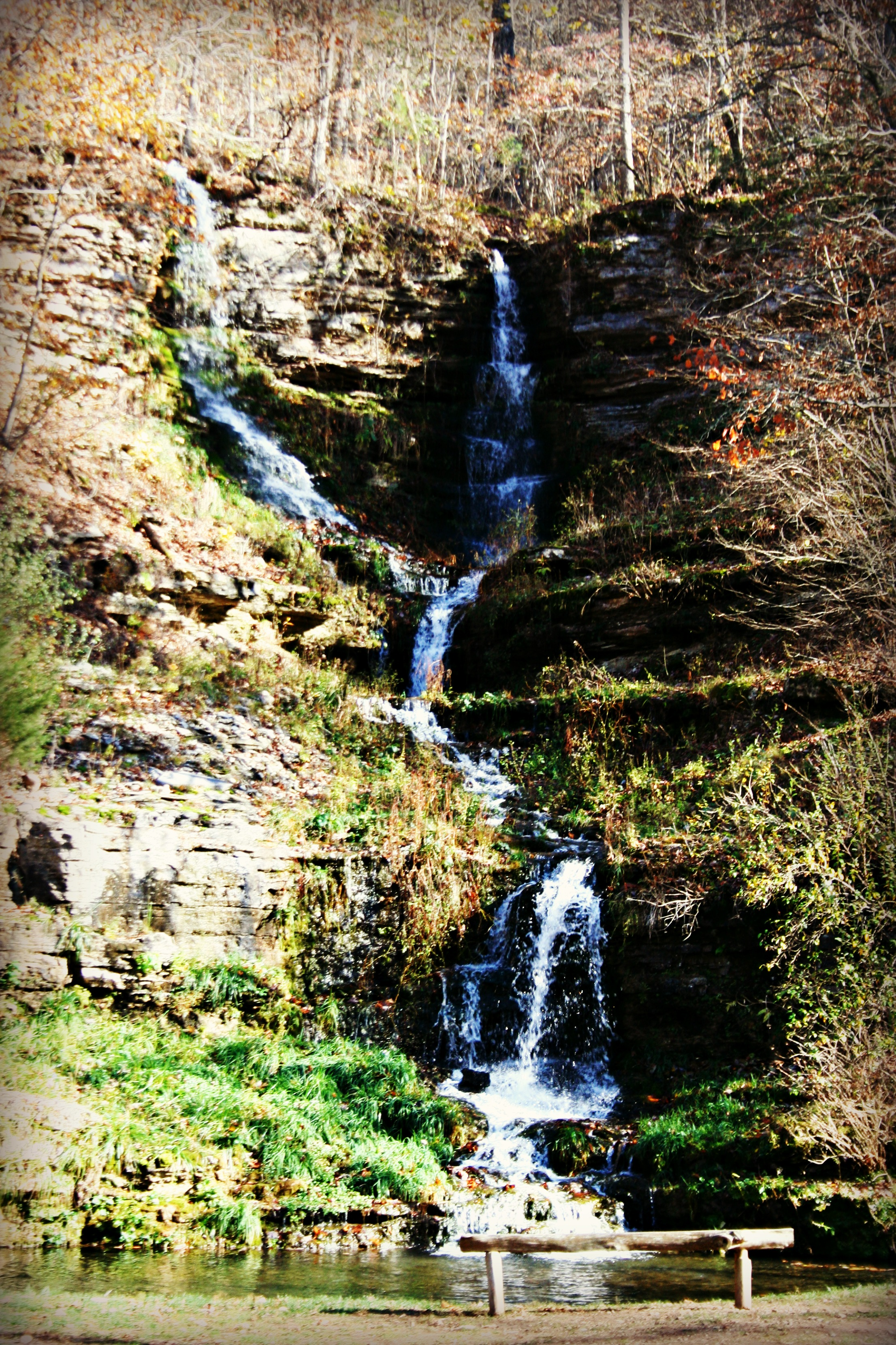 waterfall-dogwood-canyon-ozarks