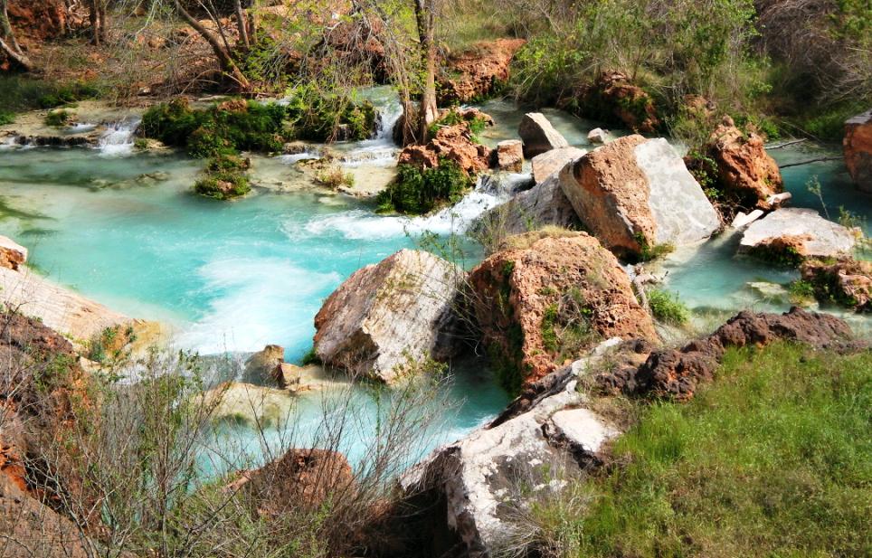 havasu-creek-spring-time