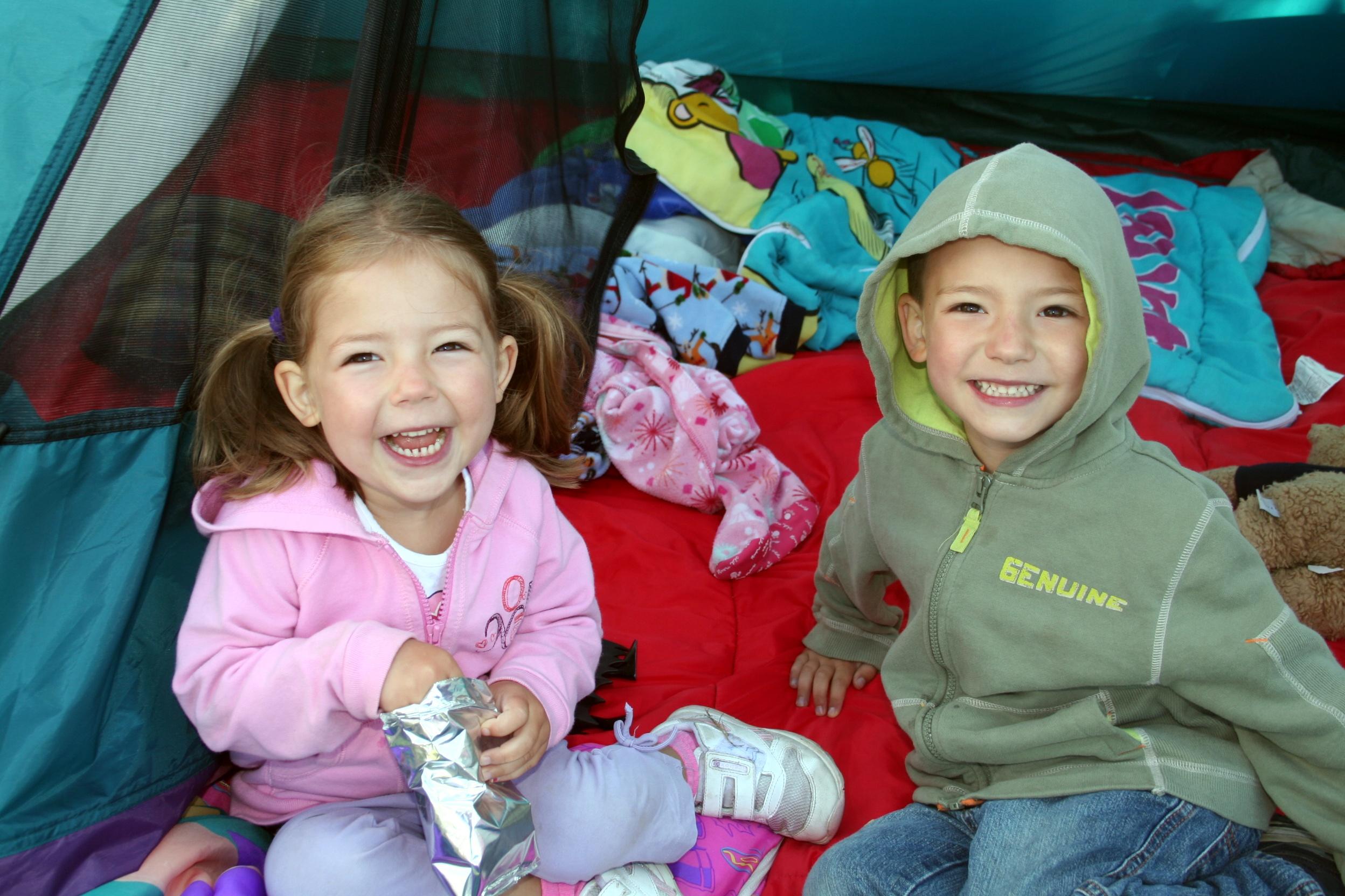 best-sleeping-bags-kids