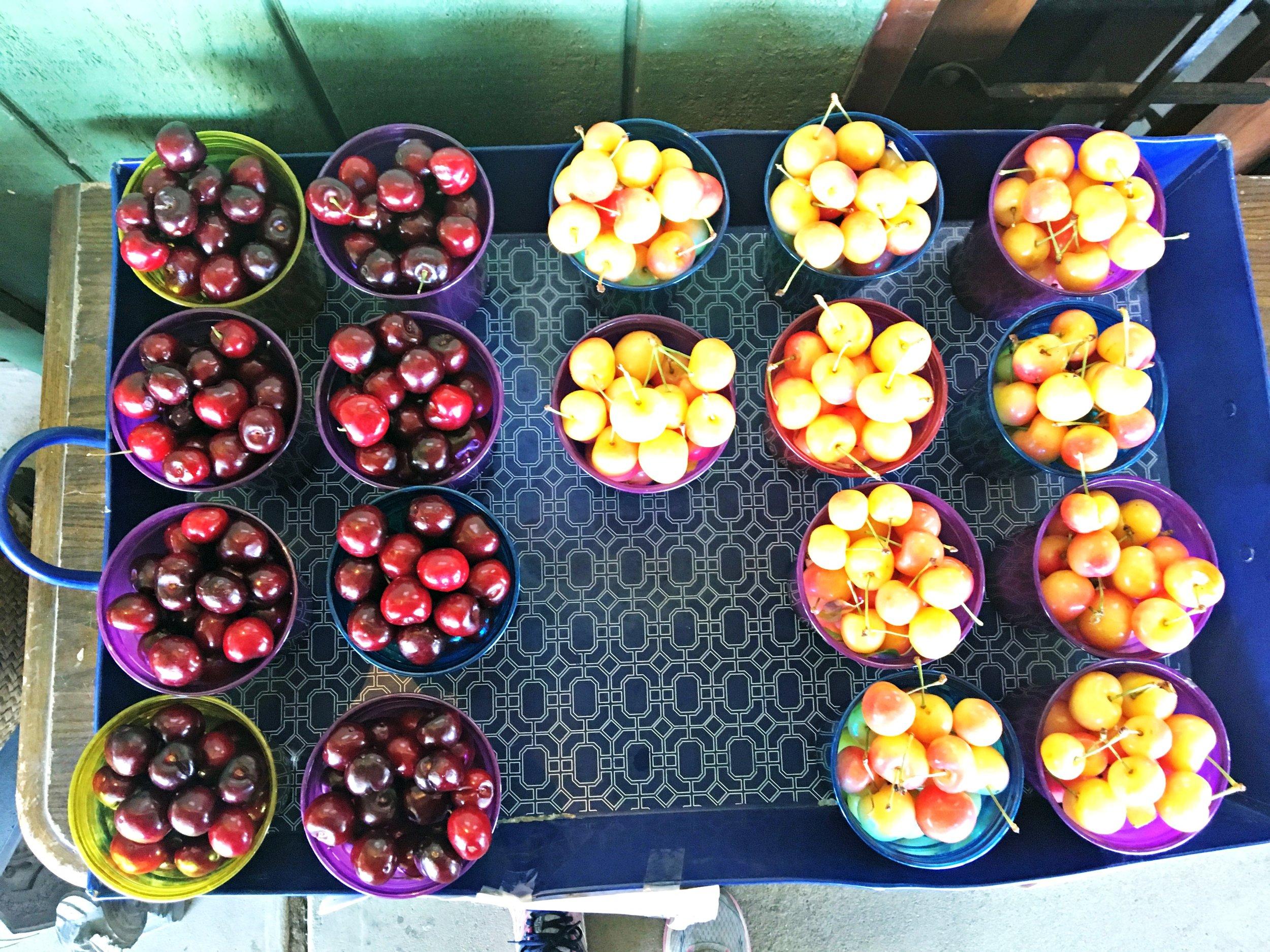 road-side-fruit-stand-california-cherries