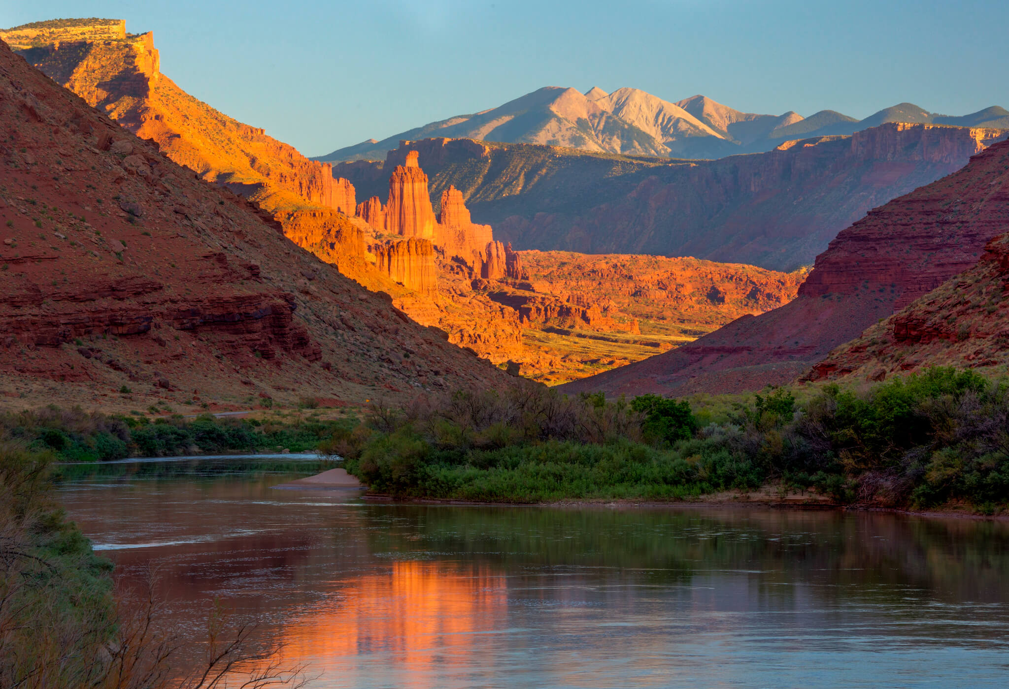 Colorado River - Bureau of Land Management | used by permission from Flickr
