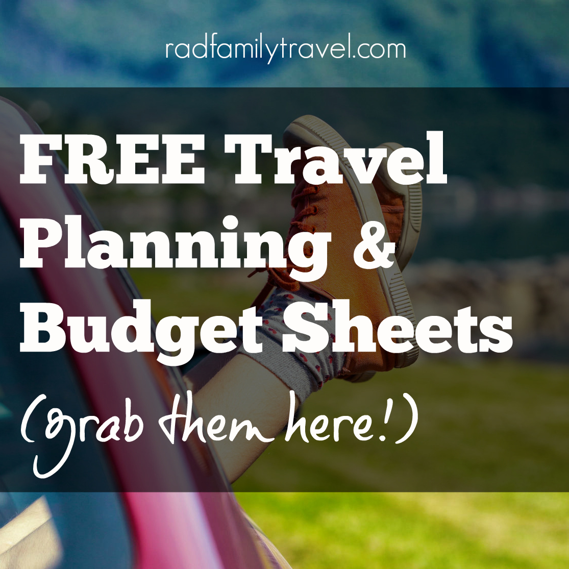 free-travel-planning-budget-sheets