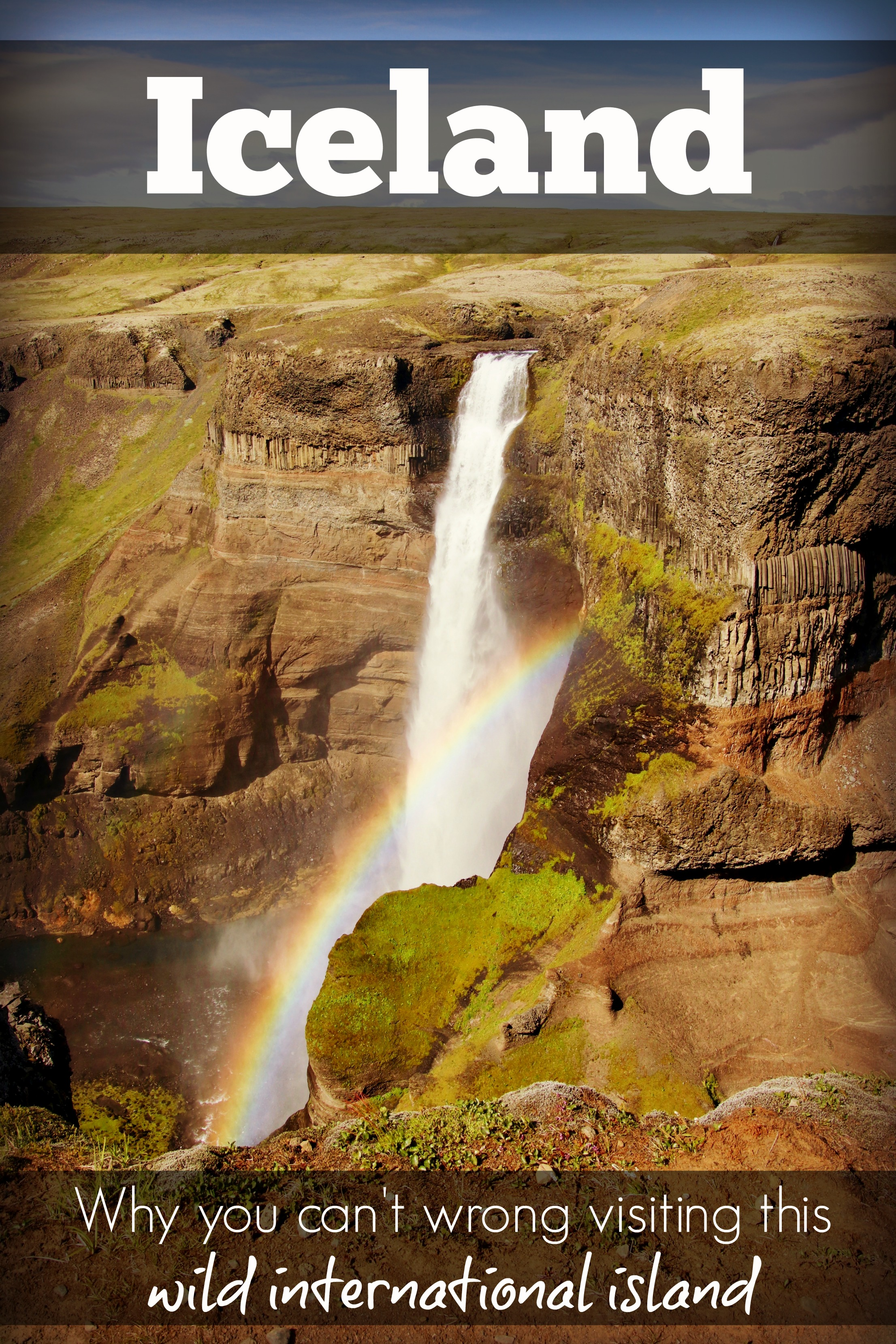 Iceland is one of the best international trips to Europe!