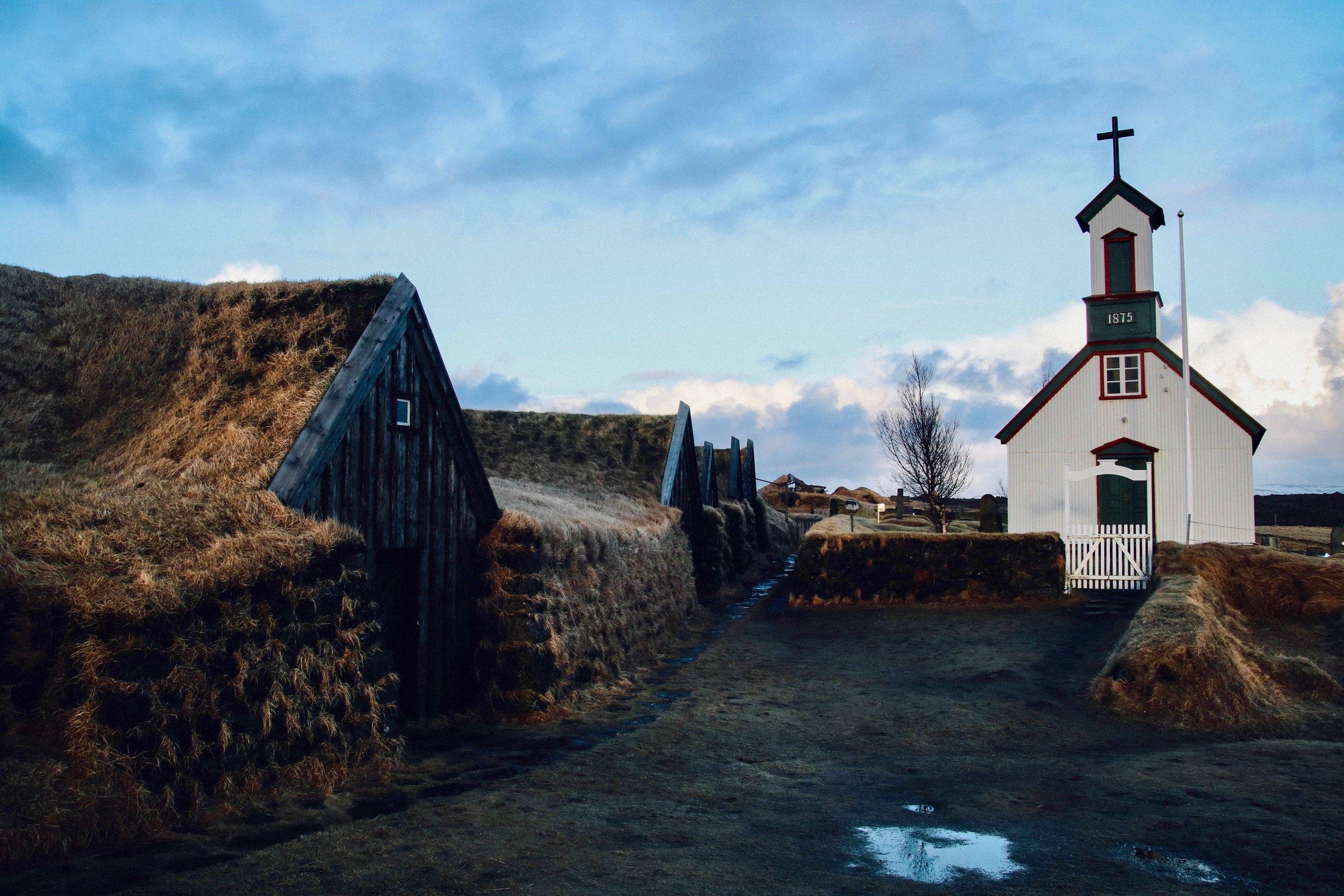 Keldur Turf House & Farm