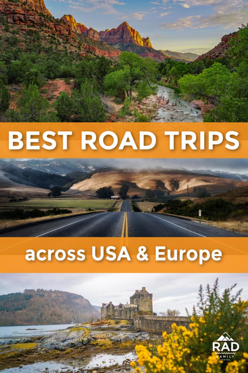 best-road-trips-across-usa-europe