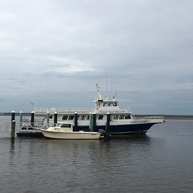 ferry-cumberland-island-national-seashore