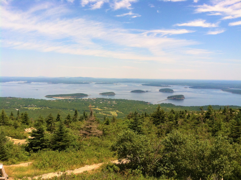 Acadia National Park (photo: Walking the Parks)
