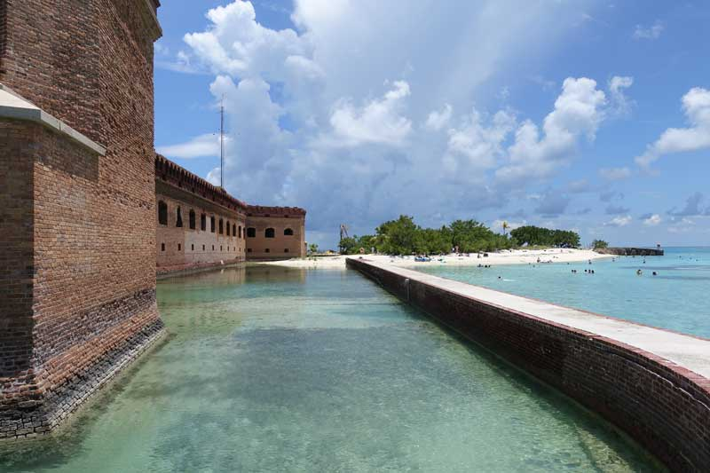 Dry Tortugas National Park (photo: The Round The World Guys)