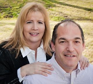 Melissa and Steve Zeitler