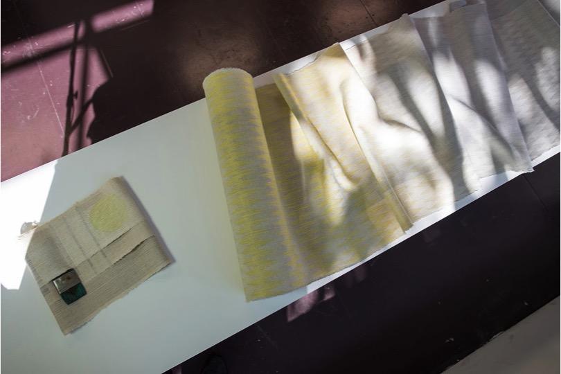 Lisa Bloomer, Linen and Silk