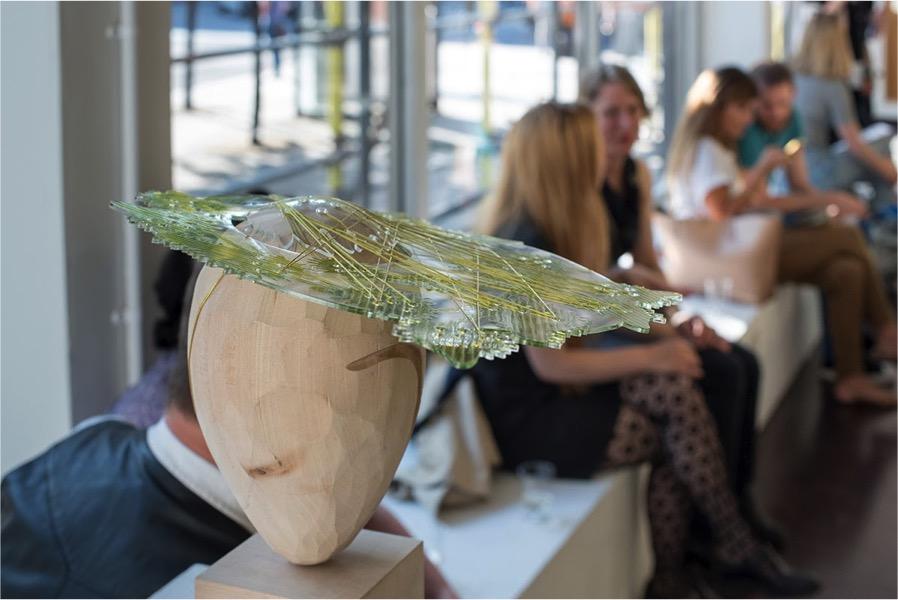 Flora Mclean, Vine Party Hat