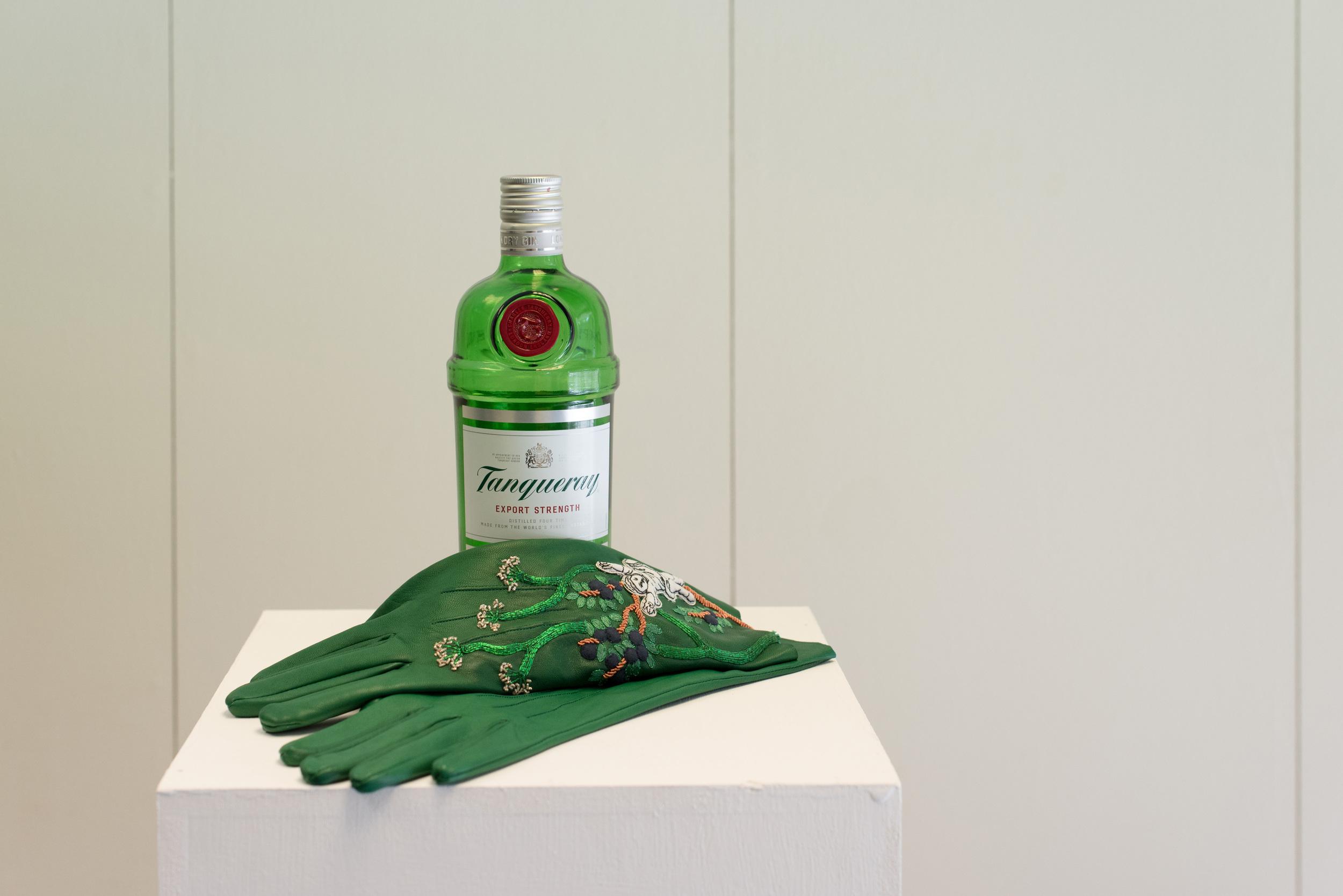 Karen Coughlan, Gin Drinking Gloves