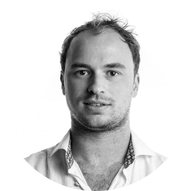 Lennart Freud  Marketing & Communications Associate