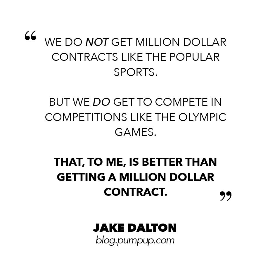 Jake Dalton Quote