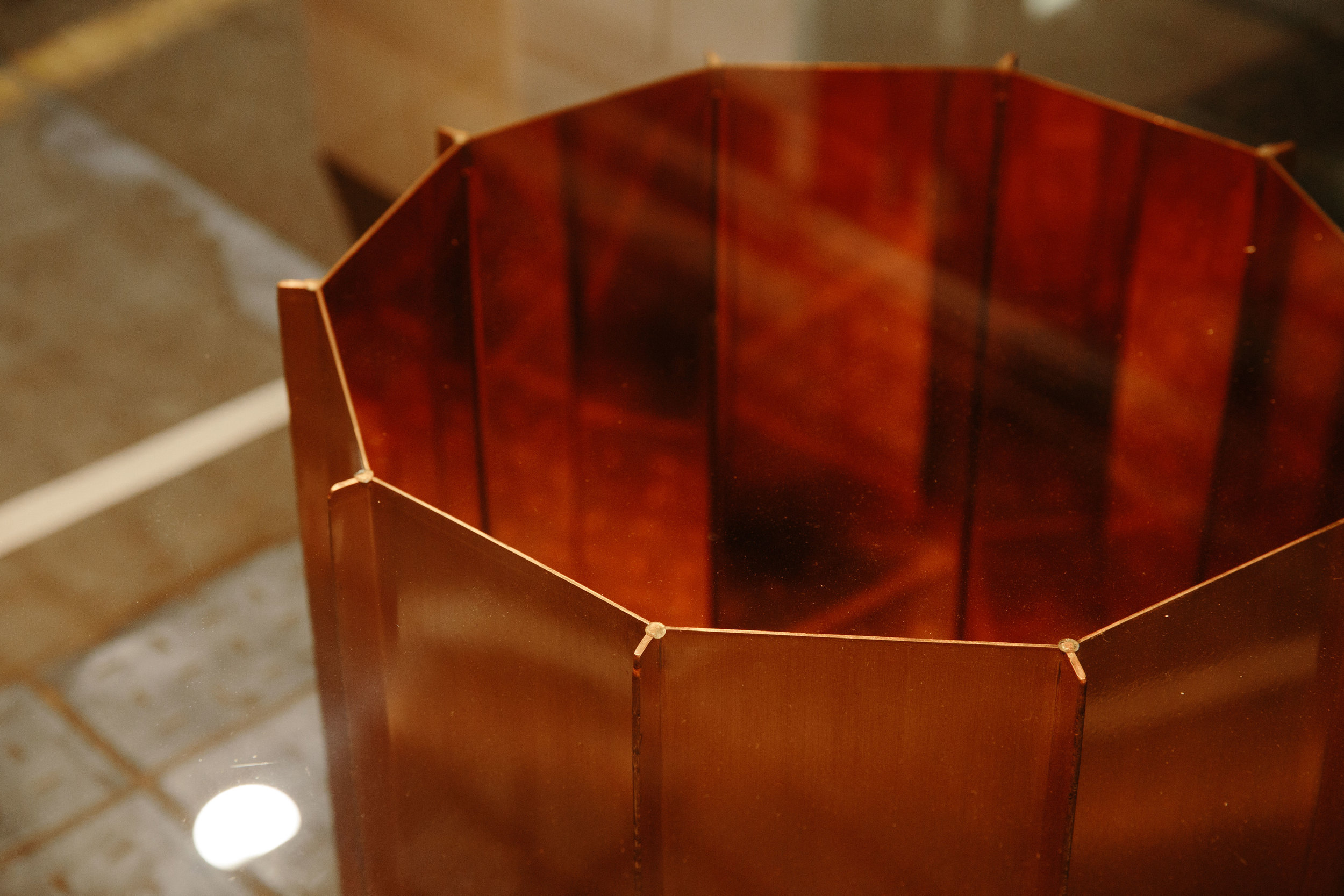 Copper Column Table