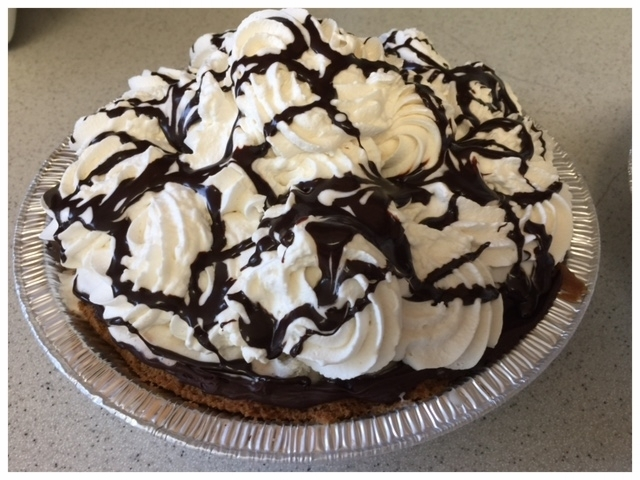 This pie was a big hit for my son and his friends.