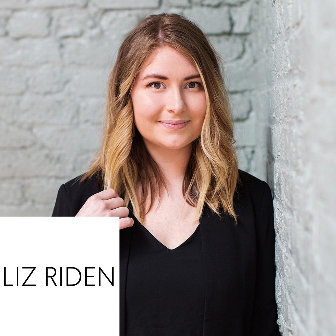 LizFrandsen - Liz Riden