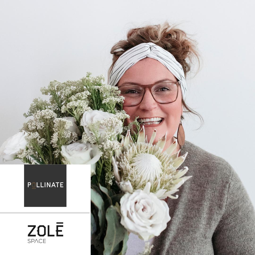 Suite 2-A - Zole, Pollinate Florals