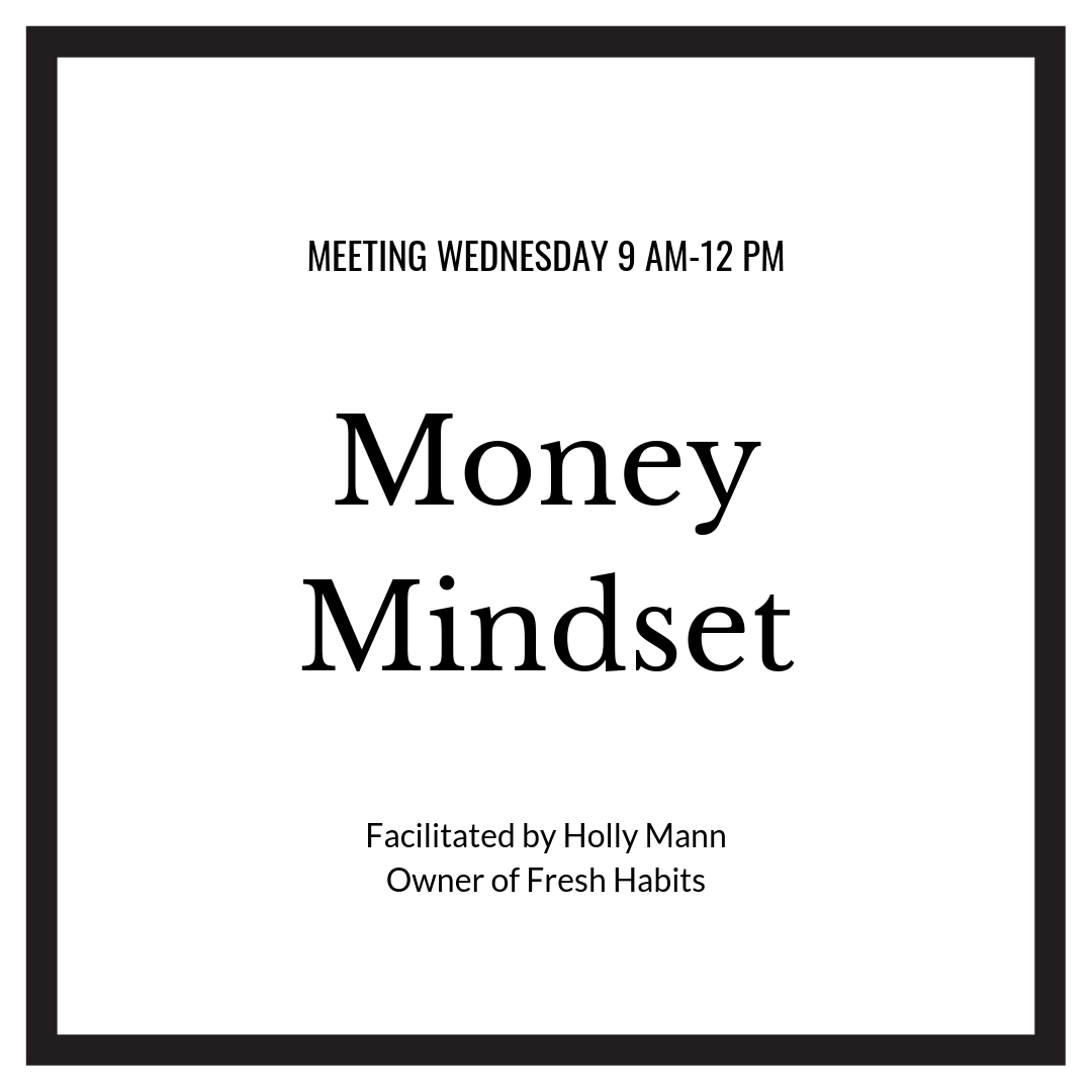 Money Mindset Mastermind with Holly Mann