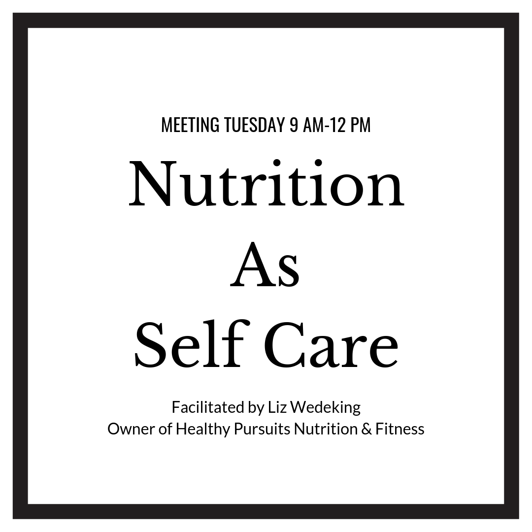 Nutrition As Self Care Mastermind with Liz Wedeking