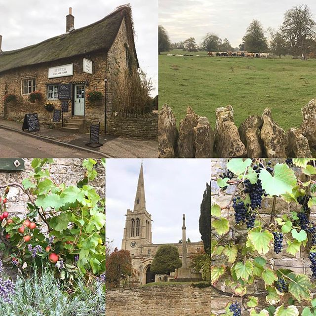 Beautiful Bulwick #autumn #bulwickvillageshop #thepickledshop