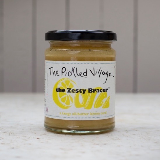 Special offer! Buy The Zesty Bracer, our delicious all-butter lemon curd and get a banana curd for free 🍌Order online in our shop. Link in bio #bestlemoncurd #lemoncurd #curdlover #thepickledshop #thepickledvillage #bananacurd #freecurd #free #gratis #yourewelcome