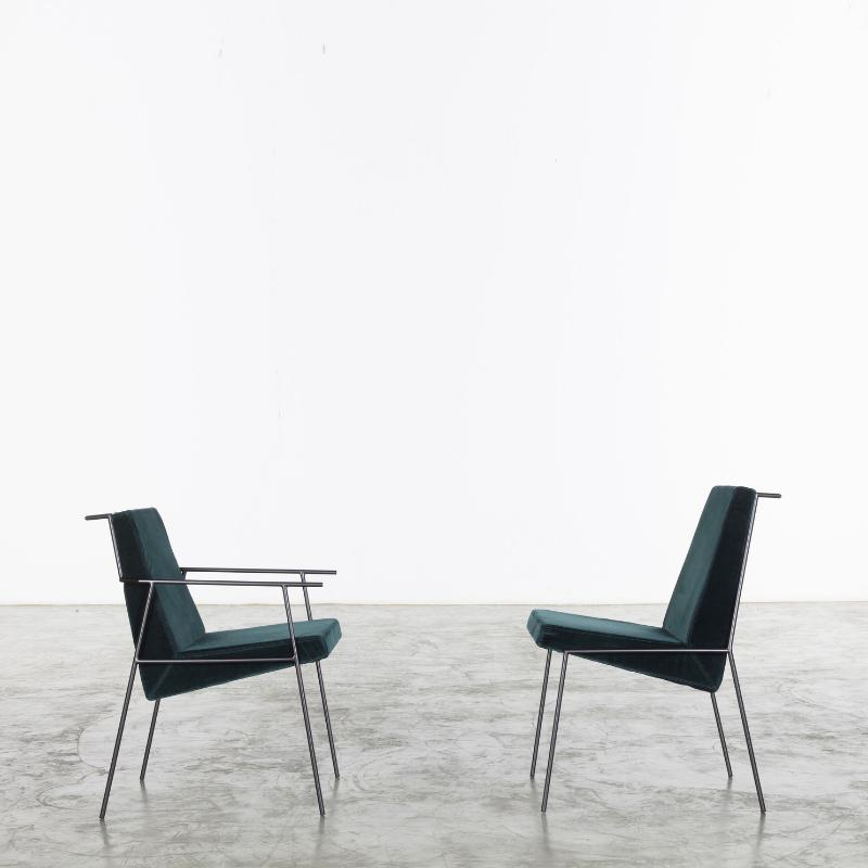 Cadeira Zina, assinada por Zanini de Zanine para a  Novo Ambiente .