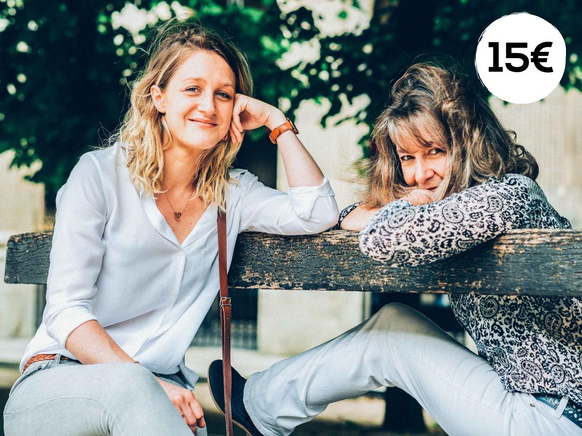Offrez un shooting photo à votre maman ! - En solo ou à plusieurs, dans 18 villes en France