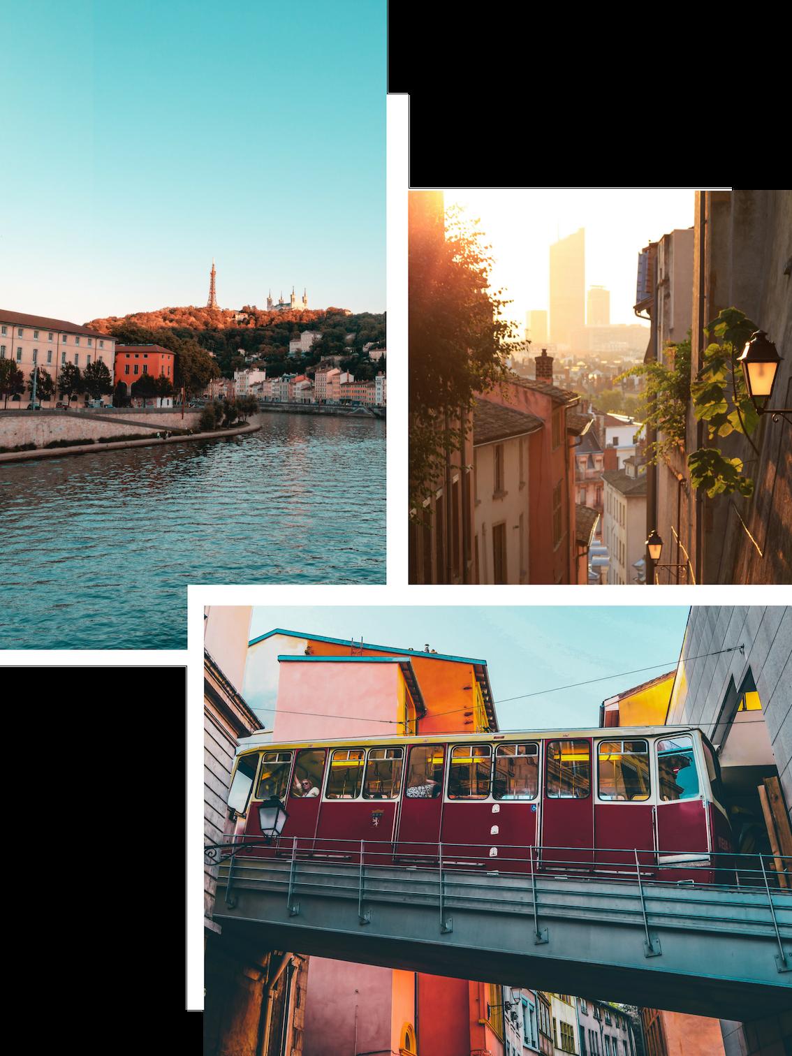 - La ville de Lyon et ses jolies rues colorées sont particulièrement propices à une balade. Ponts, fleuves, collines, parcs font de la belle lyonnaise une ville pleine de charme.Se promener dans le vieux quartier, c'est flâner à travers le temps depuis sa fondation en 43 avant J.-C.C'est à travers cette histoire exceptionnelle et cette géographie pleine de reliefs que nous vous proposons un shooting photo lifestyle, inoubliable. On vous embarque à la découverte des plus beaux spots de shooting photo de Lyon !