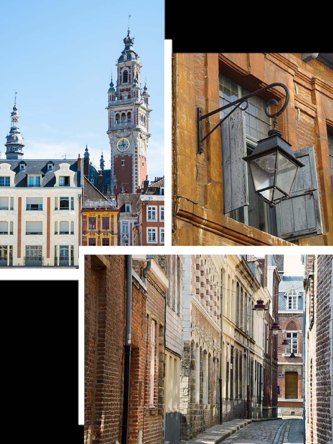 - La chaleureuse ville de Lille s'identifie par ses petites maisons de ville en briques rouges, typiques du 17e siècle, ses jolies ruelles piétonnes pavées et sa place centrale.Promenez-vous dans son centre historique et profitez-en pour flâner à travers le temps.C'est à travers ce décor cosy et authentique que nous vous proposons un shooting photo lifestyle inoubliable.