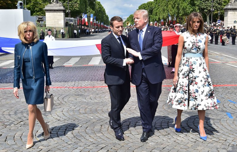 Hey Macron… What the f**k are you up to? - As published in the Politics Means Politics blog.